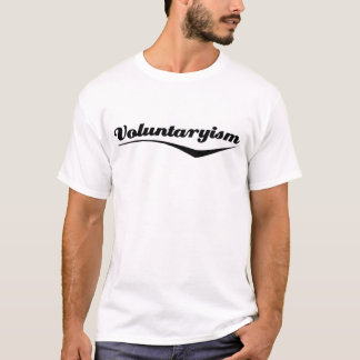 T-shirt voluntaryism