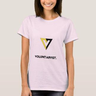 T-shirt Voluntaryist.