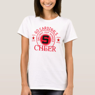 T-shirt Vont les cardinaux -- Shiirt