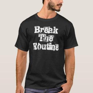 T-shirt Vos textes de dernière occasion