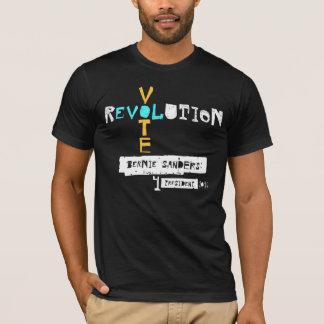 T-shirt Vote 2016 pour la révolution