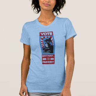 T-shirt Vote Batman pour le président