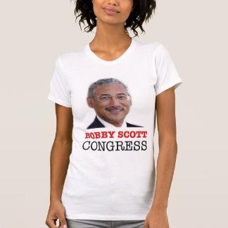 T-shirt Vote Bobby Scott pour la fille T du congrès