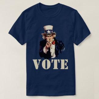 T-shirt VOTE (foncé)
