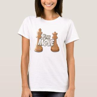 T-shirt Votre mouvement