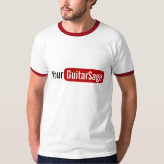 T-shirt Votre pièce en t (de GuitarSage)