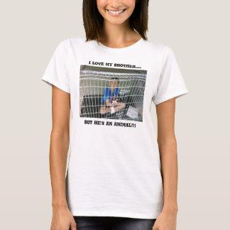 T-shirt Votre un animal