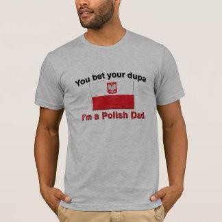 T-shirt Vous avez parié le papa de Dupa-Poli