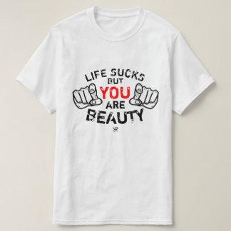 T-shirt Vous êtes beauté