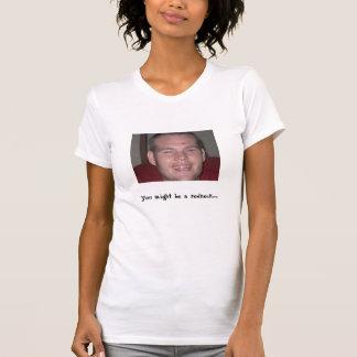 T-shirt Vous pourriez être un plouc