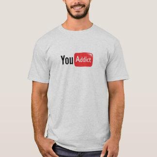 T-shirt vous tube