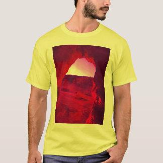 T-shirt Voûte rouge