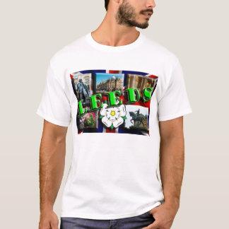 T-shirt Voyage vers Leeds