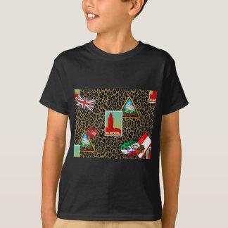 T-shirt voyageur du monde