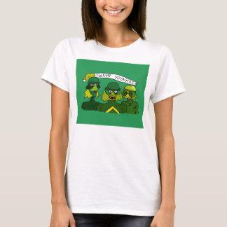 T-shirt Voyageurs de marais