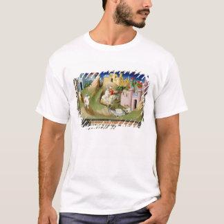 T-shirt Voyageurs en dehors de Pékin avec Odorico
