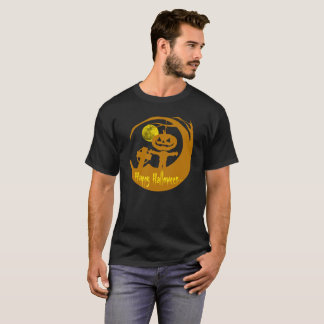 T-shirt Voyez, la version 2 d'épouvantail de Jack o