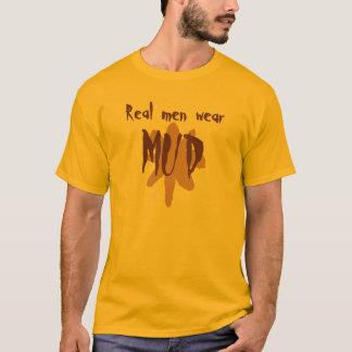 T-shirt Vraie boue de vêtements pour hommes