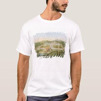 T-shirt Vue aérienne de la villa du Roi Guillaume de Wurt
