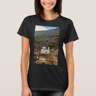 T-shirt Vue arial de ville