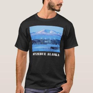 T-shirt vue de cimetière