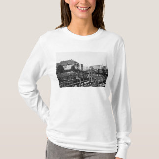 "T-shirt Vue de ""Fischerinsel"", Berlin, c.1910"