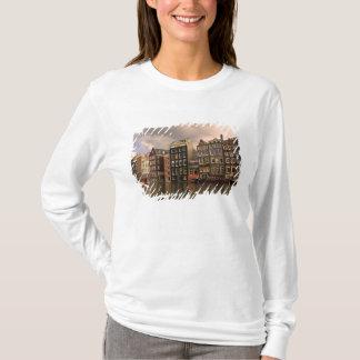 T-shirt Vue de l'architecture unique et à pignon