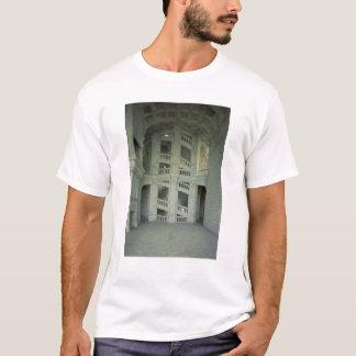 T-shirt Vue de l'escalier principal, 1519-46