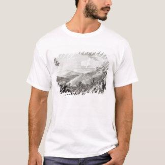 T-shirt Vue de Tarquinia et de Corneto