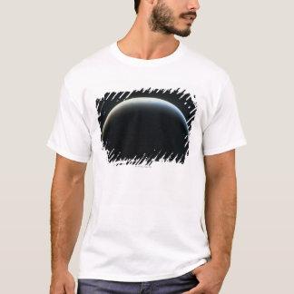 T-shirt Vue d'une éclipse