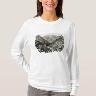 T-shirt Vue en Cordillère