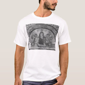 T-shirt Vue générale du panneau de vestibule