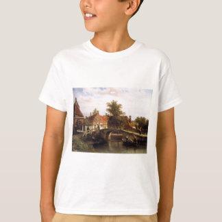 T-shirt Vue sur Enkhuizen par Cornelis Springer
