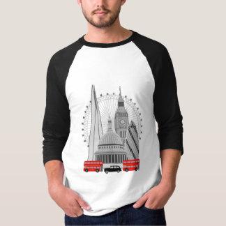 T-shirt Vues de Londres