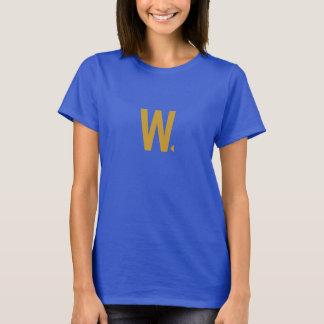 T-shirt W. : : Dames Crew/1962 de base CA Lic1980CA Lic