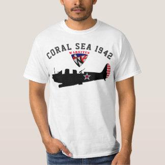 "T-shirt Warkites ""mer de corail 1942"" Devastator"