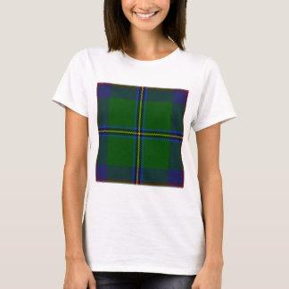 T-shirt Washington-tartan