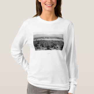 T-shirt Wenatchee, WashingtonView de la rivière et