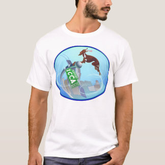 T-shirt Wendy à double face avec l'adresse de Web