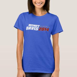 T-shirt Wendy Davis pour le gouverneur 2014