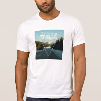 T-shirt We're urgence aux Kansas - Icefields Parkway