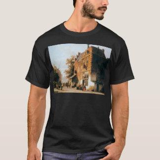 T-shirt Westermarket à Amsterdam par Cornelis Springer