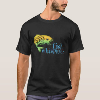 T-shirt Whisperer de poissons