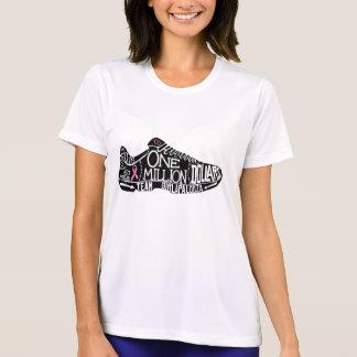 T-shirt Wicking T (courses des femmes petites ! Lisez la