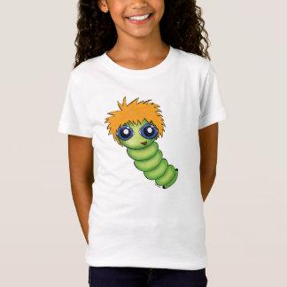 T-Shirt Wigworm avec les cheveux jaunes