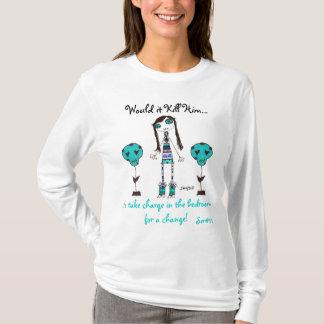 T-shirt WIKH Ser#11 OÙ EST l'AFFECTION !