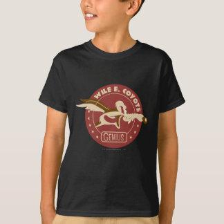 T-shirt Wile E. Coyote Genius