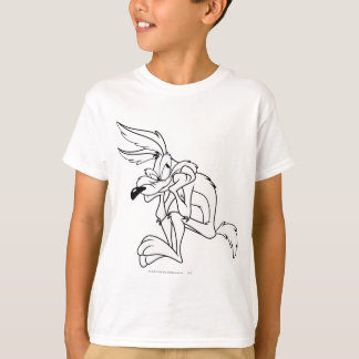 T-shirt Wile E. Coyote Scheming