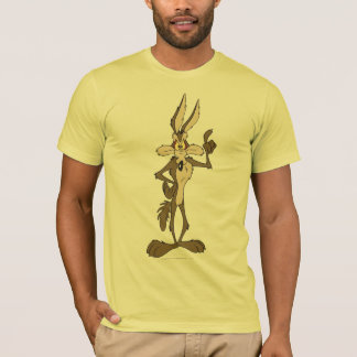 T-shirt Wile E. Coyote Standing grand