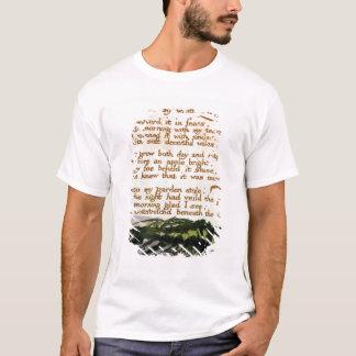 T-shirt William Blake | un arbre de poison